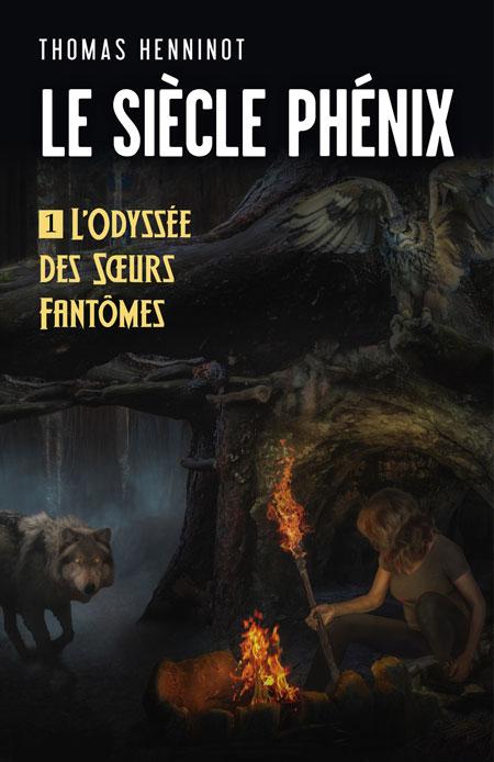 Couverture de l'Odyssée des Sœurs Fantômes